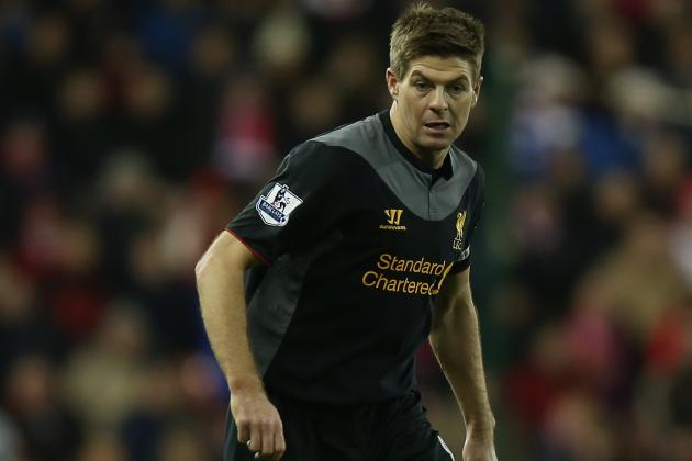 Liverpool FC: James Pearce's Half-Term Report for the 2012/13 Season