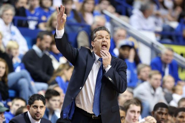 Kentucky Basketball: Keys to Upsetting Louisville