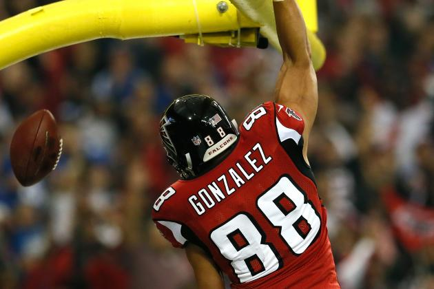 Tony Gonzalez: 'Proving People Wrong' Makes 13th Pro Bowl Sweetest