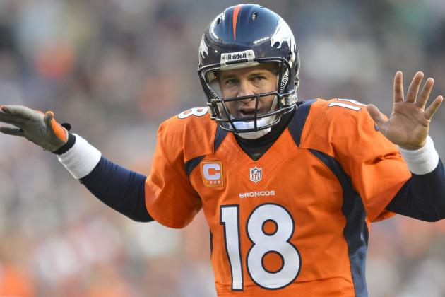 Peyton Manning's Streak with Denver Broncos His Second in NFL History
