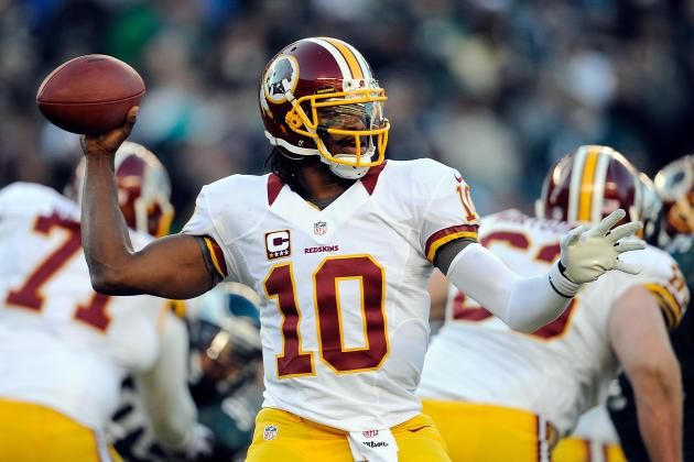 NFL Rookie of the Year 2012: Predictions for Top Candidates in Week 17