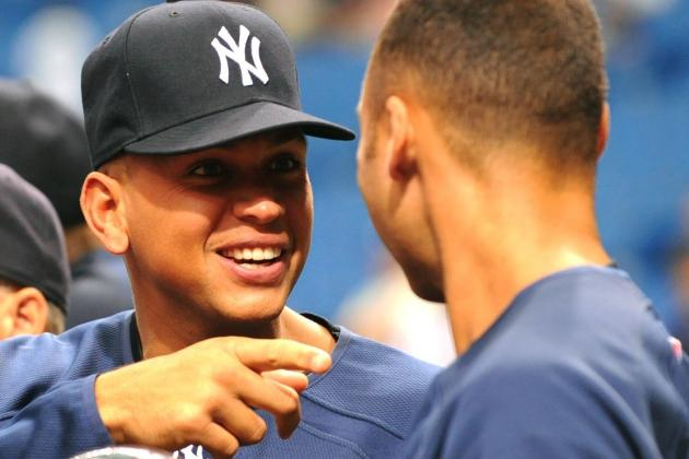 Alex Rodriguez Has Given Himself a New Nickname