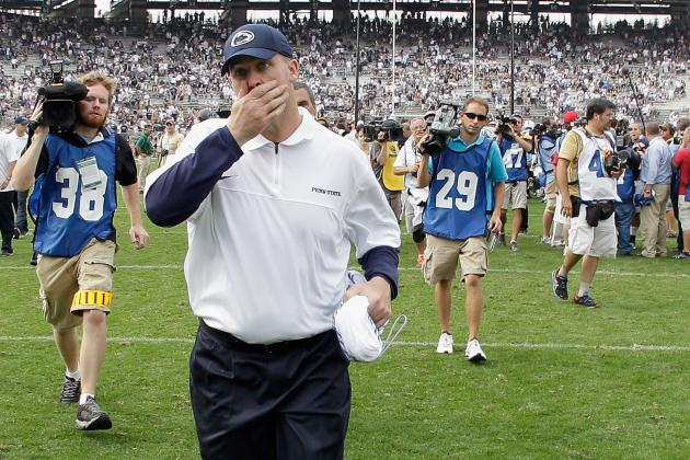 Season Report Card: Penn State
