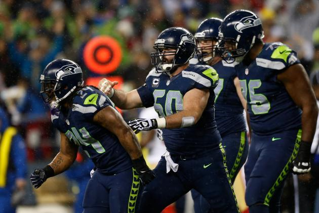 Pro Bowl Voting Reflects Seahawks' Improved O-Line