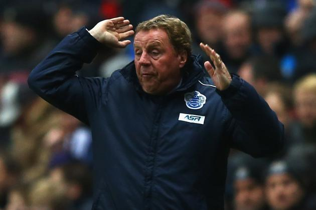 No Panic Buying at QPR: Redknapp