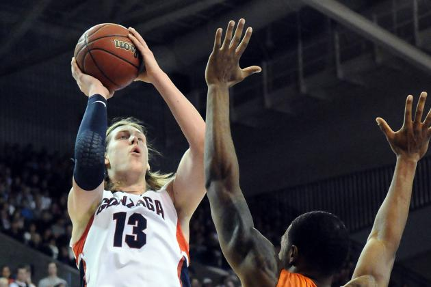 Gonzaga Basketball: How Unsung Kelly Olynyk Became an Impact Player