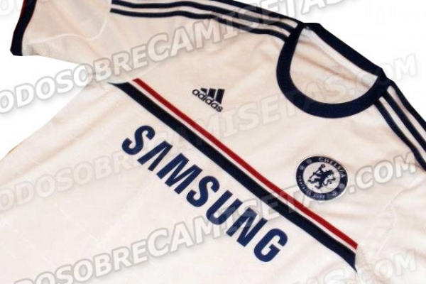 Leaked: Chelsea 2013/14 Away Kit Is an Adidas Masterpiece