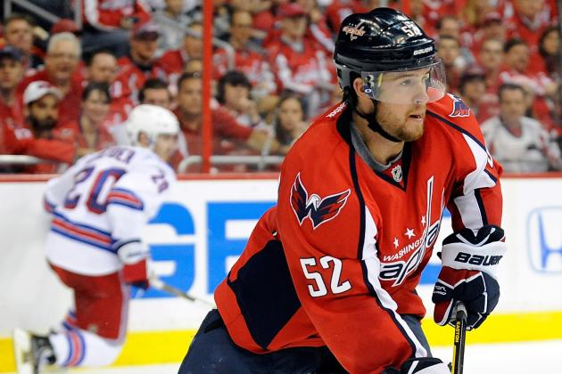 Washington Capitals: Players Preventing the Caps from Lord Stanley
