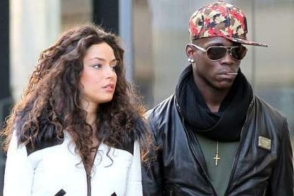 Mario Balotelli Threatens to Sue His Ex-Girlfriend for Saying He's a Bad Guy