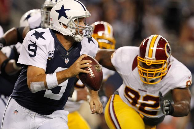 Dallas Cowboys vs. Washington Redskins: Sketching out a Game Plan for Dallas