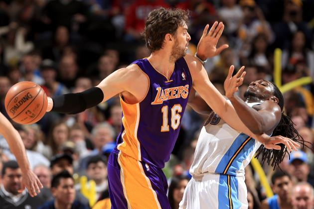 Pau Gasol Will Play Against the Trail Blazers on Friday Night | Lakers Nation