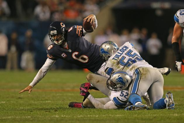 Lions Have to Go After Cutler, Feed Johnson to Beat the Bears