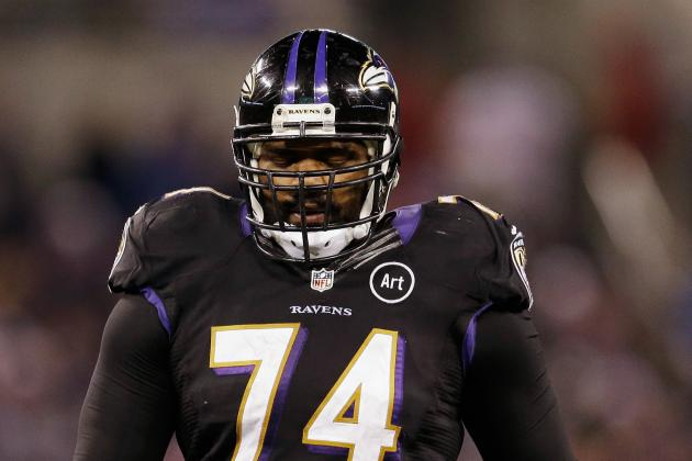 Oher Fined $10K for Chop Block
