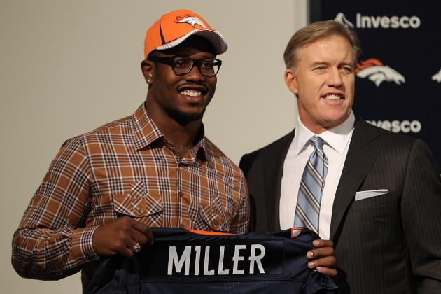 Aggie Von Miller Among Those Selected to 2013 NFL Pro Bowl