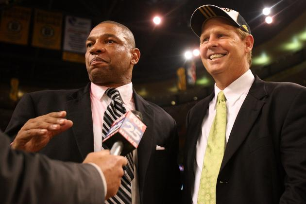 Danny Ainge Says Doc Rivers' Job Is Safe