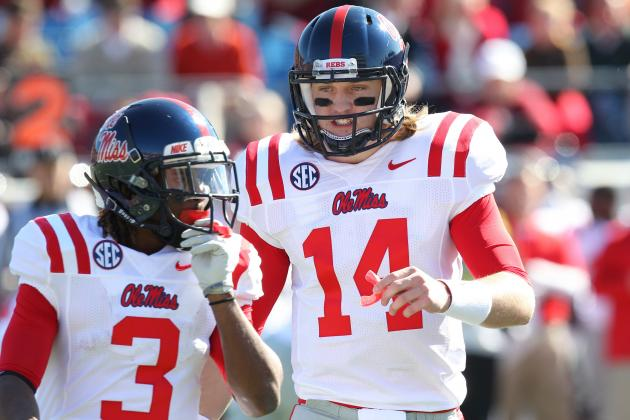 Rebels Hope to Pick Up Their Pace in '13