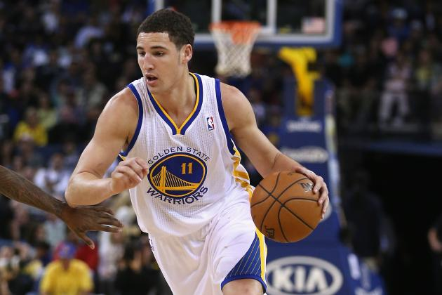 Klay Thompson's Quiet Struggles
