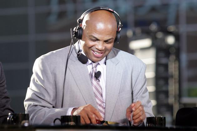 Charles Barkley Can't Be Serious About L.A. Lakers Not Contending