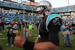Cam Newton Fined for Bumping Referee