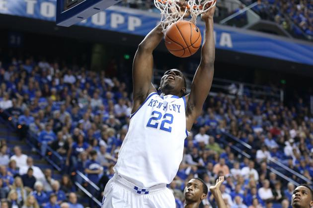 Kentucky Basketball's Alex Poythress Has Potential for Growth