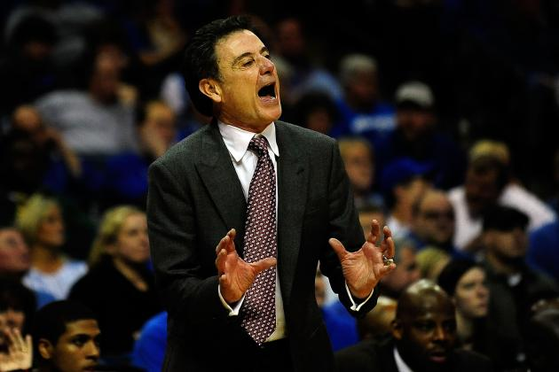 Pitino Says He Roots for Kentucky 'All the Time'