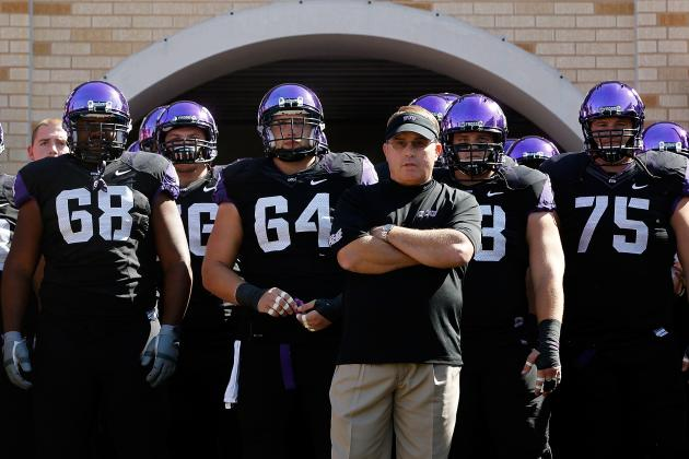 TCU's Defense Seems Primed for Greatness Next Season