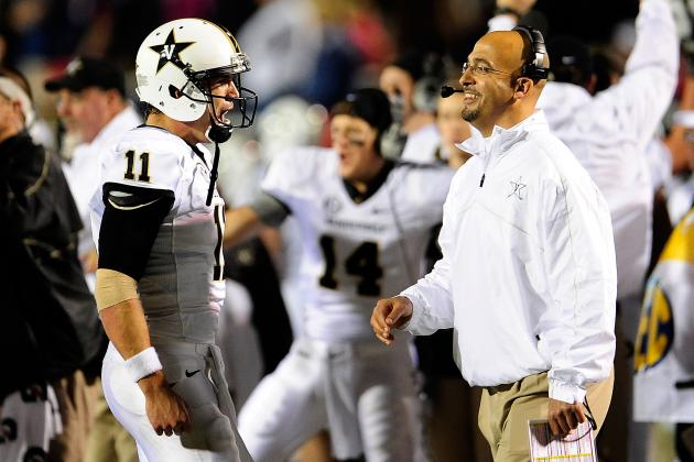 Music City Bowl Betting Odds Preview: Vanderbilt Commodores vs NC State Wolfpack