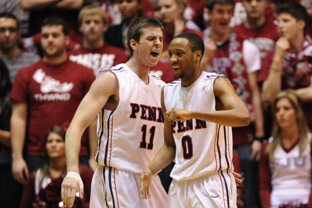 SOURCES: Penn Basketball Suspensions Due to Failed Drug Tests