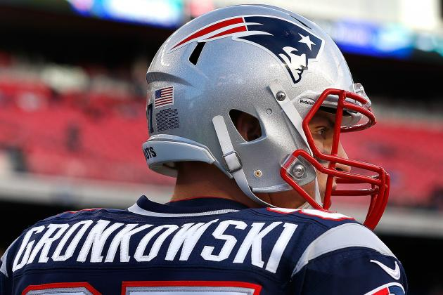 Gronk Among 20 Pats Listed as Questionable