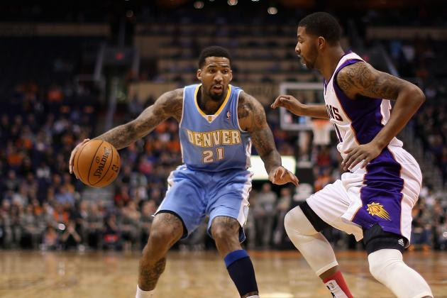 Nuggets' Chandler Back From Injury Soon?