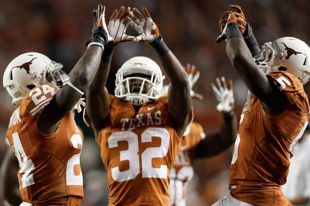 Texas vs. Oregon State: Longhorns Must Pound the Rock to Upset Beavers