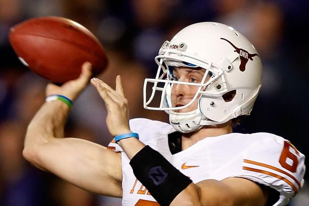 Source: McCoy, Hicks Sent Home by Longhorns