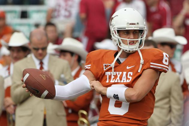 Report: Texas Longhorns Suspend Case McCoy and Jordan Hicks for Bowl Game