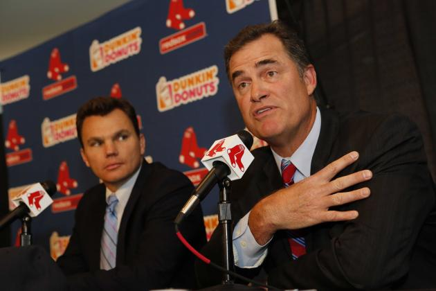 New Year's Resolutions for the Boston Red Sox in 2013