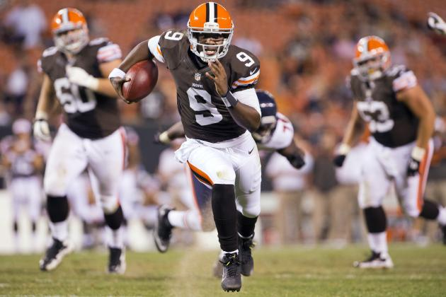 Everything Cleveland Browns Fans Need to Know About Thaddeus Lewis