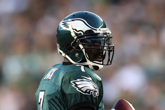 Vick Won't Re-Negotiate Eagles Contract