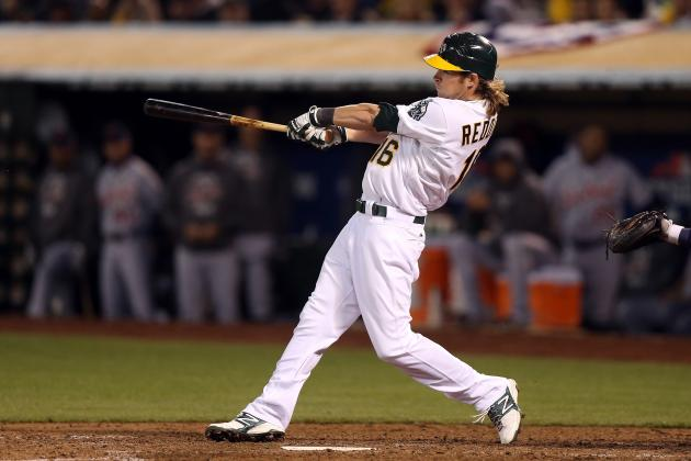 2013 New Year's Resolutions: Josh Reddick