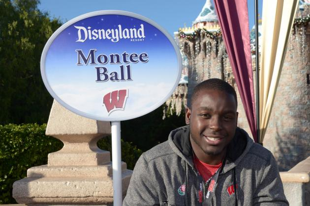 Rose Bowl 2013: Where Does Wisconsin RB Montee Ball's NFL Draft Stock Stand?