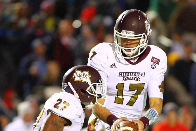Mississippi State Picked Most Likely to Lose