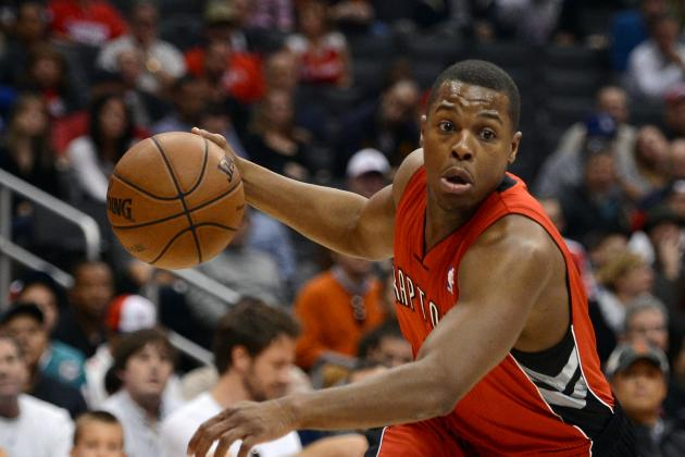 Raptors Looking to Package PG Kyle Lowry in Trades; Possible Trade Targets?
