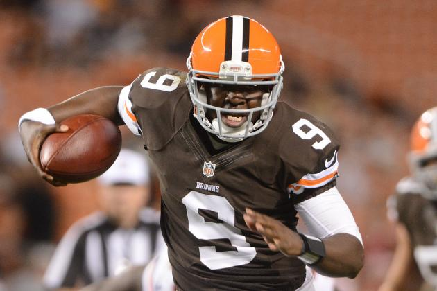 Thad Lewis to Start at QB for Browns