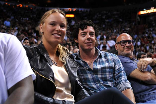 Caroline Wozniacki and Rory McIlroy Engaged?