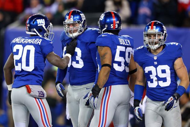Who Is to Blame for New York Giants' 30th-Ranked Defensive Unit?
