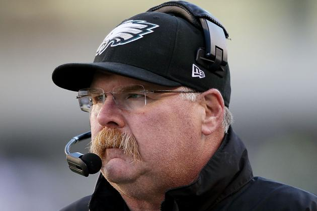 Eagles Owner Jeff Lurie Needs to Clean House and Fire Coach Reid and GM Roseman