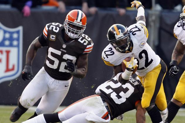 Browns vs. Steelers: What's Left to Fight for in Cleveland in Week 17?