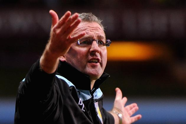 Lambert Looking for Positive Aston Villa Response Following Humbling Defeats