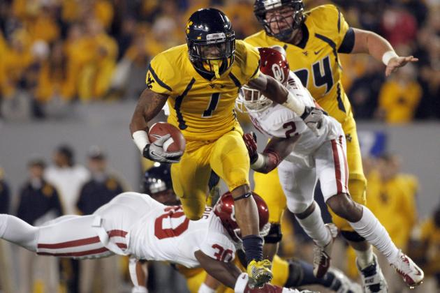 Tavon Austin: Breaking Down 2013 NFL Draft Prospect's Game, Draft Stock
