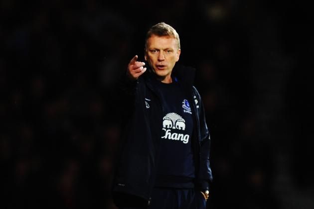 Everton Boss David Moyes Has No Plans to Make Any Major Signings in January