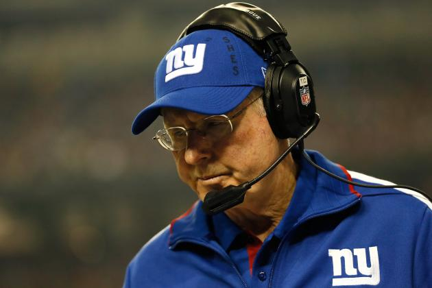 NFL Playoff Scenarios: Breaking Down How New York Giants Sneak into Postseason