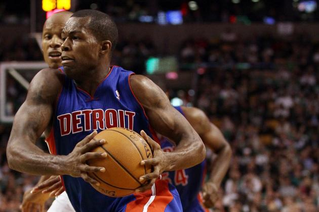 Rodney Stuckey out vs. Heat Due to Ankle Sprain